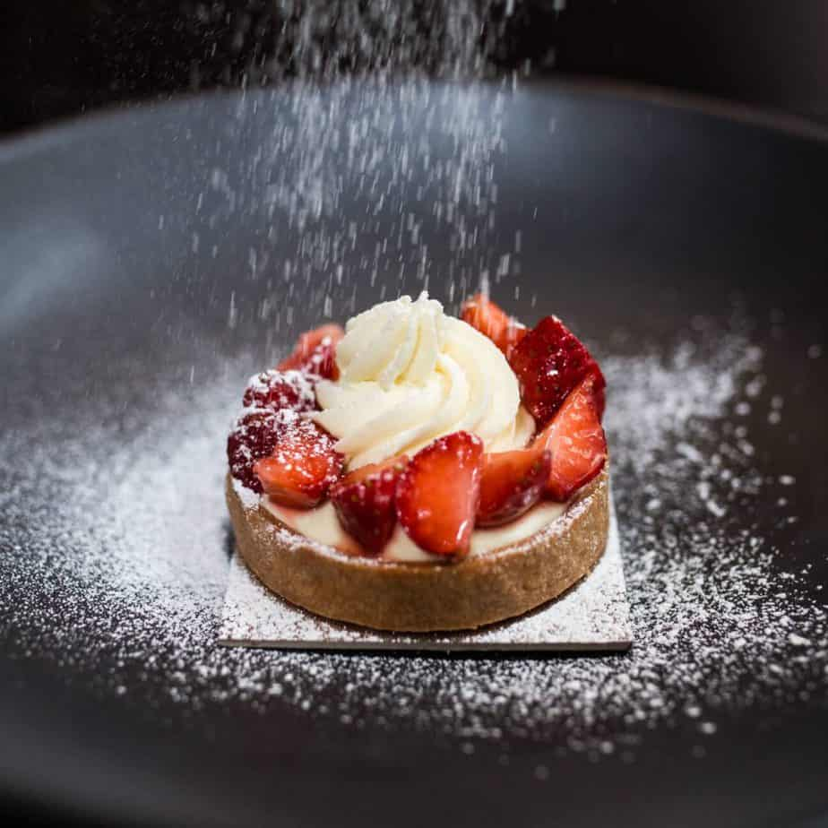 Dessert at Milse